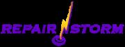 RepairStorm Service Center Ticketing Logo